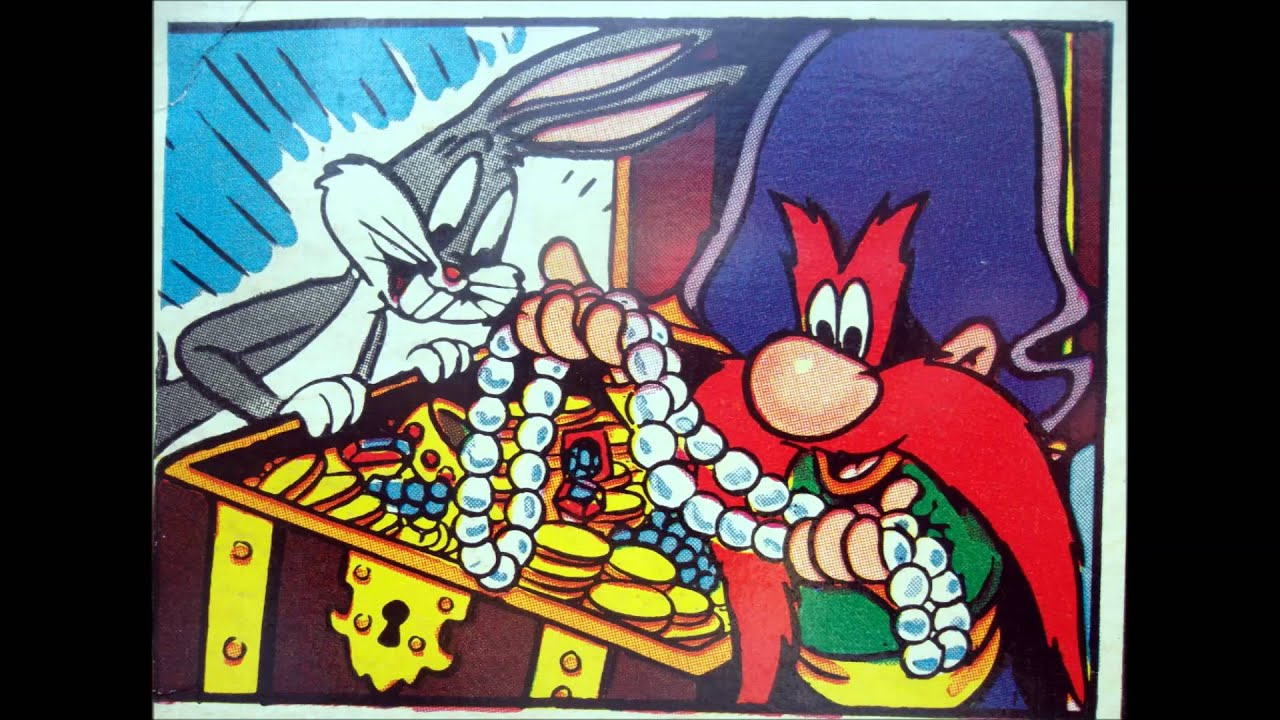 Bugs bunny and the pirate youtube - Bugs bunny pirate ...