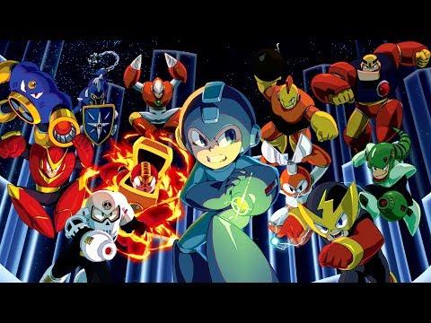Mega Man Legacy Collection 1 Gameplay (Nintendo Switch)