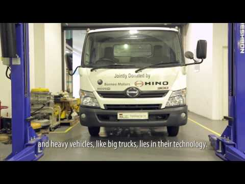 Nitec In Automotive Technology (Heavy Vehicles) - ITE College West