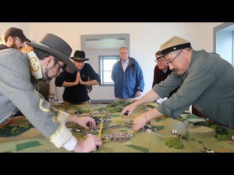 Gettysburg Wargame Results