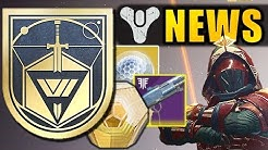 Grandmaster Difficulty REVEALED! - Next Iron Banner! | Destiny 2 News