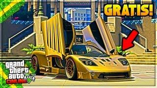 GTA 5 ONLINE - CONSEGUIR EL PROGEN GP1 GRATIS! 💥 PS4, XBOX ONE, PC (GTA 5) 1.38 💥