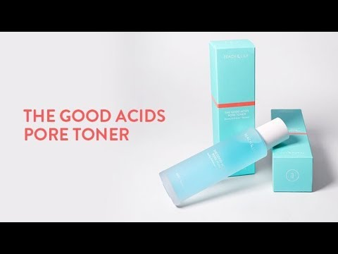 The Good Acids Pore Toner | Peach & Lily