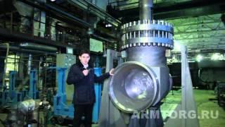 ЧЗЭМ. Презентация сборки и испытаний АЭС арматуры, а также задвижки DN 800 для АЭС.(Производственный комплекс в Чехове (Чеховский завод энергетического машиностроения) является крупнейшим..., 2016-01-29T10:51:59.000Z)
