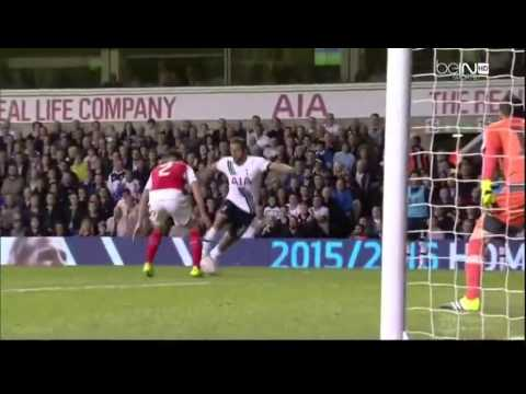 Download Tottenham Hotspur vs Arsenal 1-2 ALL Goals and Highlights 2015