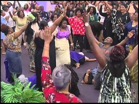 Prophetess Denise Walker - Authentic Womens Encounter 2013 - Part 5