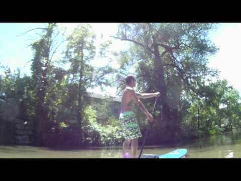 Finger Lakes Paddleboard-Ithaca.MP4