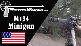 M134 Minigun: The Modern Gatling Gun