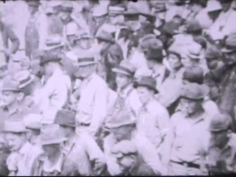 """1937 8mm Newsreel """"New Parade of the Year""""; Includes an Additional Newsreel"""