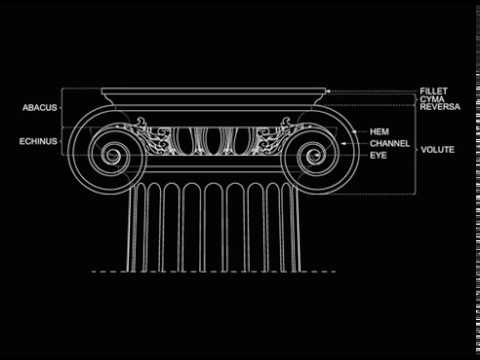 The Glossary of the Ionic Order