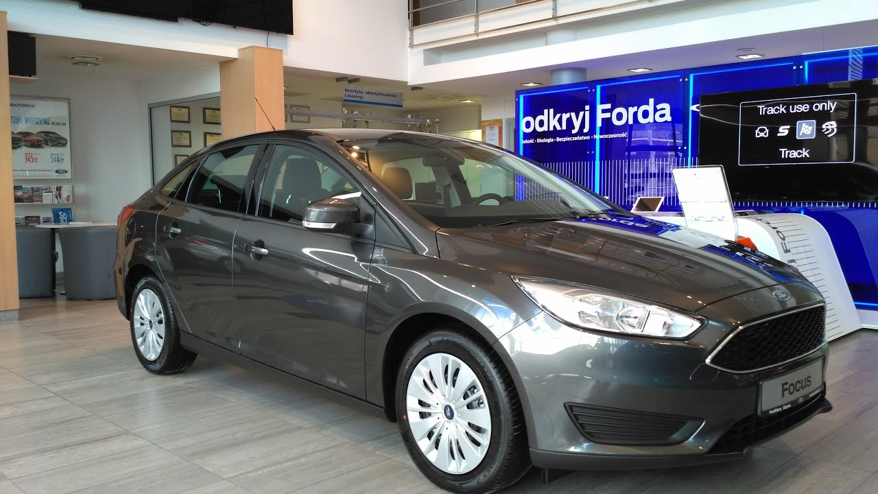 Ford Focus Limousine W Fordstore Euro Car Gdynia Youtube