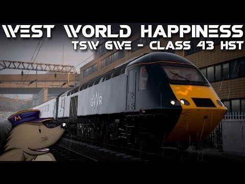 Train Sim World: West World Happiness | GWR BR Class 43 'HST'