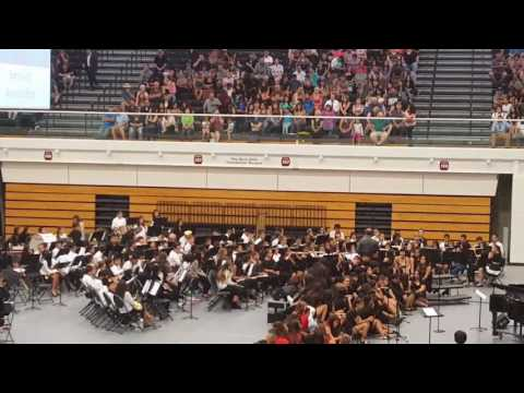 Pirates of the Caribbean - At World's End -Sierra Vista Band
