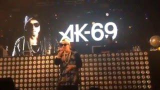 AK-69 PICCADILLI UMEDA OSAKA.