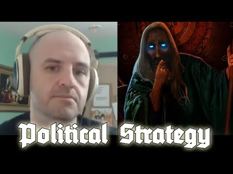 Cultured-Thug and Mimir's Head: Real Political Strategy
