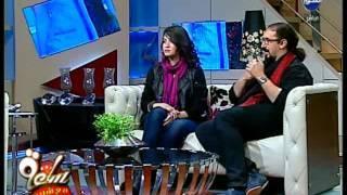 ساعة مع شريف-فاشون شو مصمم الأزياء دكتور محمد خفاجي-ومصممة الأزياء ياسمين عبد الوهاب