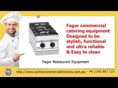 Fagor Restaurant Equipment for Commercial Kitchens