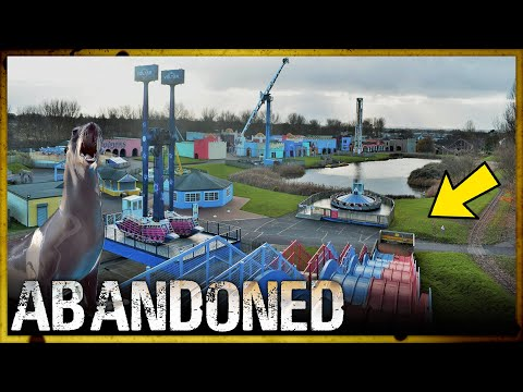 Britain's LARGEST Abandoned THEME PARK!