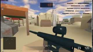 roblox battlefield part 5 the new FAL