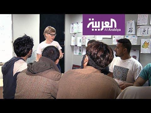 اللاجئون يتعلمون اللغات في قلب محنتهم  - 22:23-2017 / 6 / 17
