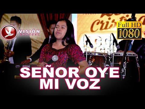 Lea Cristina Guarcas - Señor Oye mi Voz | CUARTO ANIVERSARIO