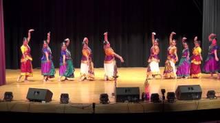 DMA Onaghosham 2015 Welcome dance