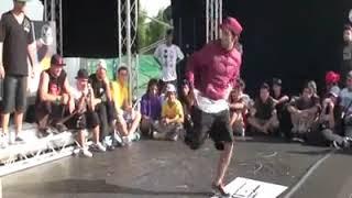 Bboy Kj vs Bboy Spiky