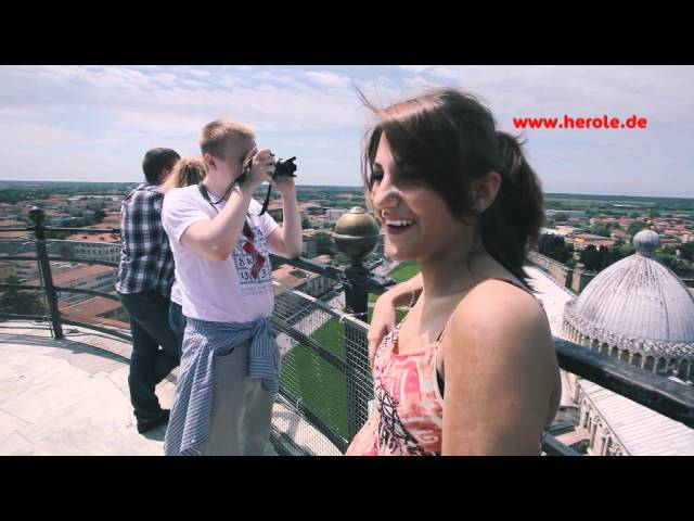Klassenfahrten TOSKANA - Film -  HEROLÉ Reisen
