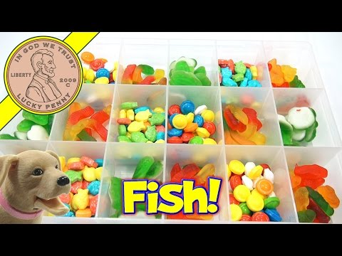 Reel U In Plano Candy Tackle Box - Butch's Secret Admirer!