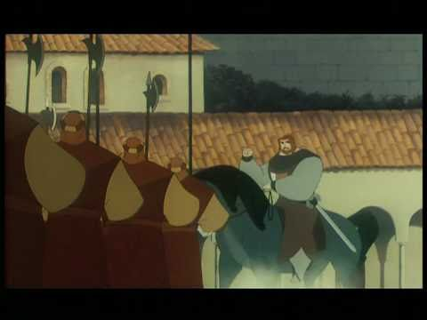 El Cid La Leggenda trailer ita