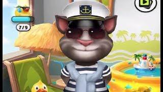Мой Говорящий Том Капитам корабля