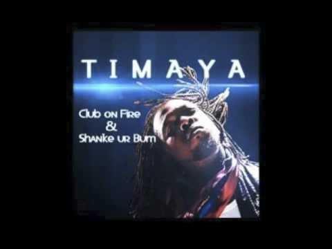 Timaya - Shake Your Bum Instrumental