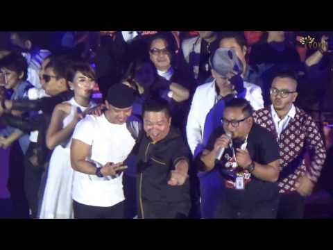 Repvblik - Sandiwara Cinta (Konsert Kupi-Kupi FM 2017)
