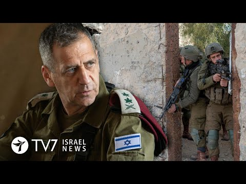 Israel Is Prepared For War, IDF Chief Says; US Undeterred By Iran Threats - TV7 Israel News 11.02.21