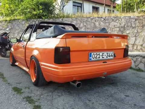 ford escort cabriolet project youtube. Black Bedroom Furniture Sets. Home Design Ideas