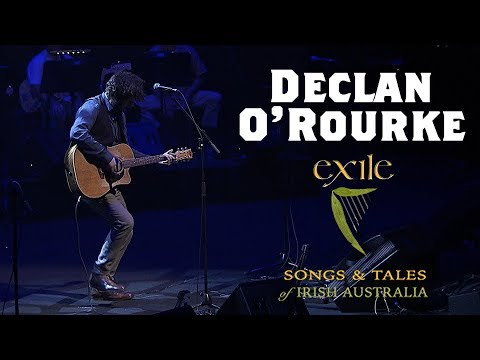 Declan O'Rourke - Rattle My Bones (from Exile)