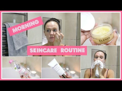 ♡ My Morning Skincare Routine ♡
