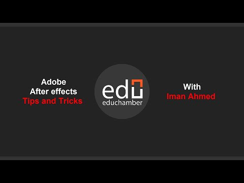 How to open a door - After Effects tutorial - tips and tricks