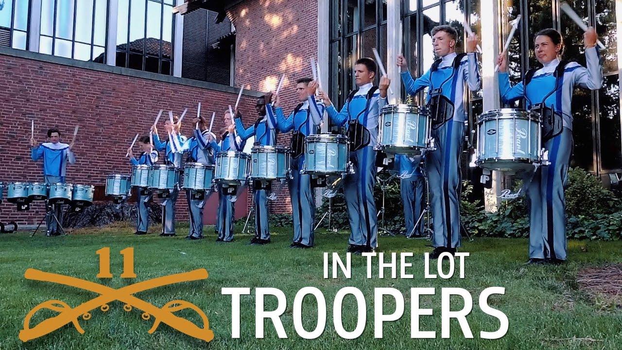 DCI 2019 || Troopers (MULTICAM)