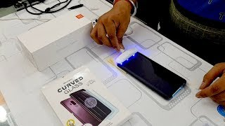 Oneplus 7 Pro UV Glass Full Edge to edge Liquid UV Tempered Glass