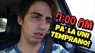 Daniel El Travieso - Cuando Tienes Clase En La Universidad A Las 700 De La Manana.