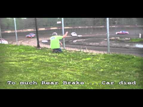 5.9.15---Peoria Speedway---Street Stock Heat Race