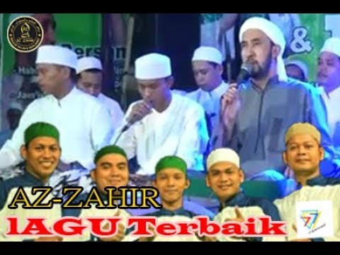 TOP Lagu Sholawat Terbaik Az-zahir | MP3 Full Album