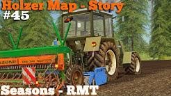LS19 Story   Säen fertig fürs erste #45 - Holzer Map