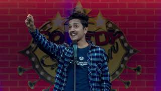 Suman Koirala - Comedy Champion - Individual Performance