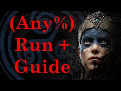 Previous WR Route -  (Any%) Hellblade 1:40:14 (Commentary+Setup)