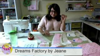 Colcha Berço – Parte 3  – Dreams Factory by Jeane