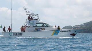 小型巡視艇「KABEKEL M'TAL」がパラオに