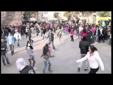 Jesus Loves You Flash Mob - Tbilisi, Georgia - Inspirational Video