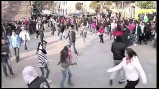 Jesus Loves You Flash Mob - Tbilisi, Georgia - Inspirational Video